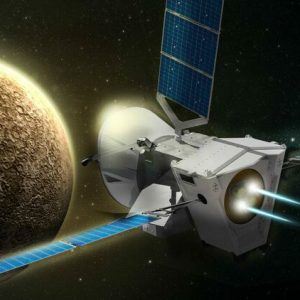 Bepi Colombo се доближава до Меркурий