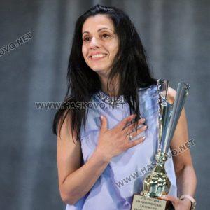 Балерина от Варна получи Купата на кмета на Национален фестивал на камерния танц