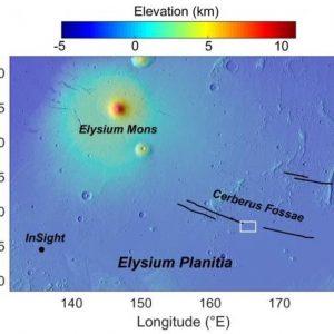Вулканите на Марс може да са все още активни