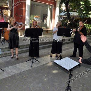 Камерен оркестър Хасково посвещава концерт на Деня на Европа