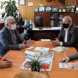 Кметът на Ардино инж. Изет Шабан прие гости от Нилюфер, Бурса