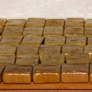 Над 100 кг. хероин за 10 млн.лв. задържани на Капитан Андреево