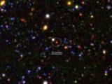 Най-отдалечената умираща галактика угаснала твърде скоро след Големия взрив