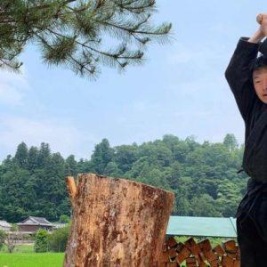Първият магистър нинджа получи диплома в Япония