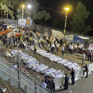 Трагедия в Израел: 44 загинали, около 150 ранени на религиозен празник