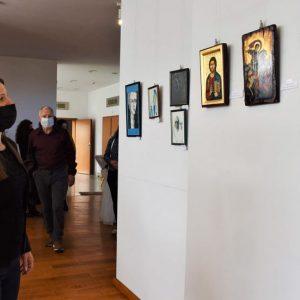 Хасковските художници подредиха изложба за Деня на Харманли