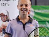 Хасковският тенисист Георги Георгиев с успех в Швеция