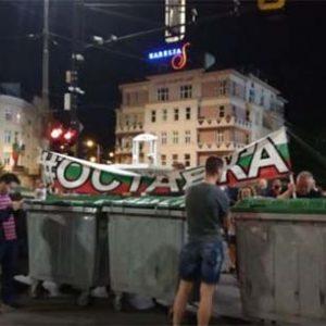Без напрежение в 32-рия ден на протести