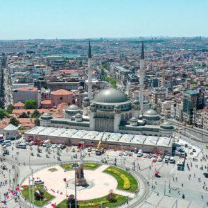 В Истанбул бе открита новата джамия Таксим