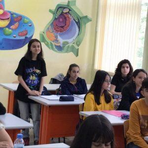 """В """"Йовков"""" отбелязаха Световния ден без тютюнопушене"""