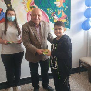 В кърджалийската болница отбелязаха международния ден на детето – 1 юни