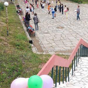 """Децата от Кърджали казаха """"Здравей, лято!"""" в Общински детски комплекс"""