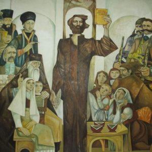 Преди 10 години загубихме художника Георги Трифонов, живял и творил и в Кърджали