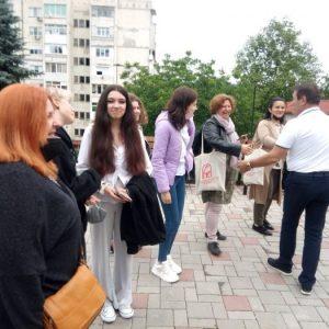 Славейковци посрещат гости от две училища в страната, ще покажат иновации