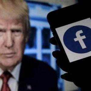Фейсбук замразява профилите на Тръмп за две години, той реагира остро