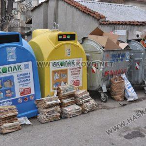 Фирми и граждани с жалба до съда срещу увеличението на такса смет в Хасково